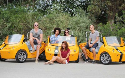Go Car Barcelona Tours