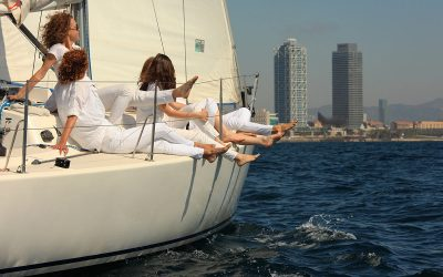 private sailing trip barcelona