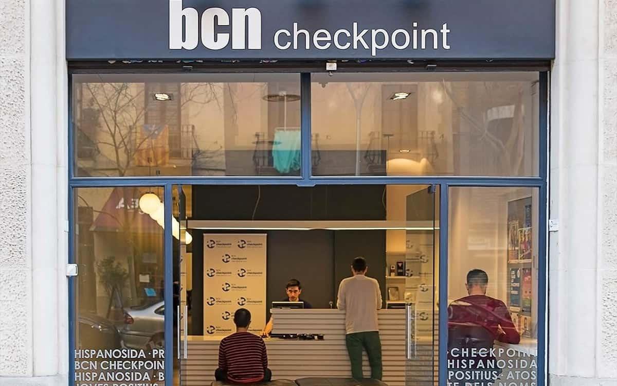 BCN Checkpoint health service