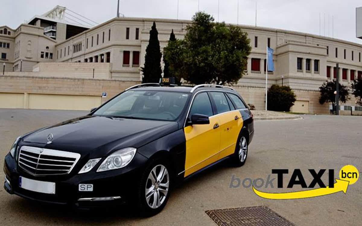 Book Taxi BCN