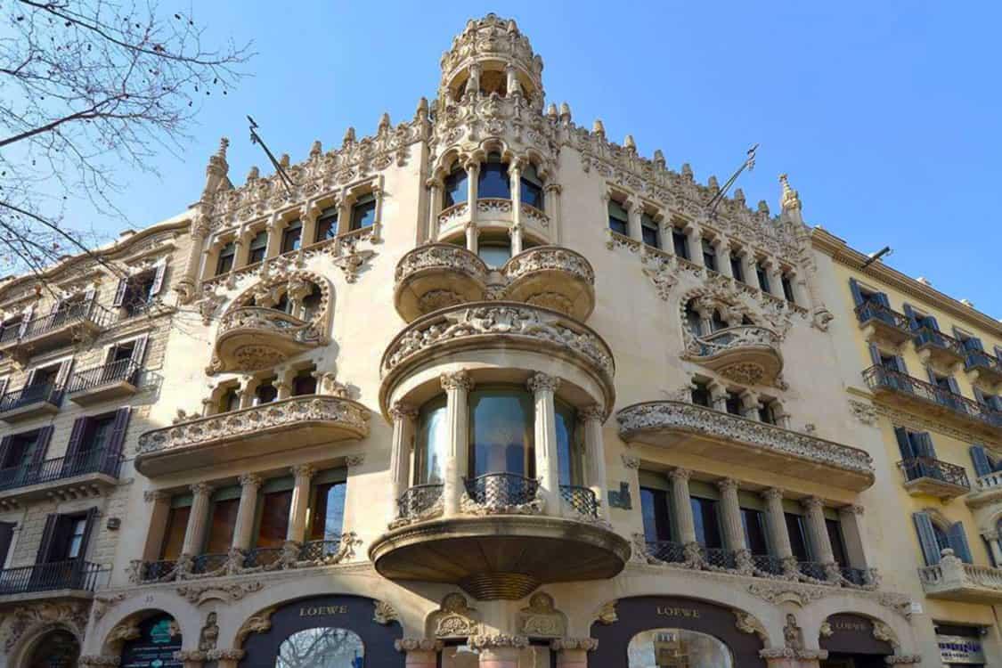 Casa Lleo i Morera Barcelona • Review by Barcelona Life 2019