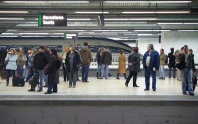 Sants Station Barcelona