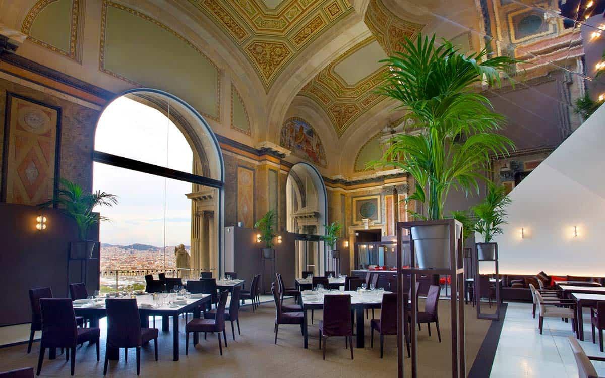 Oleum Restaurant in Barcelona