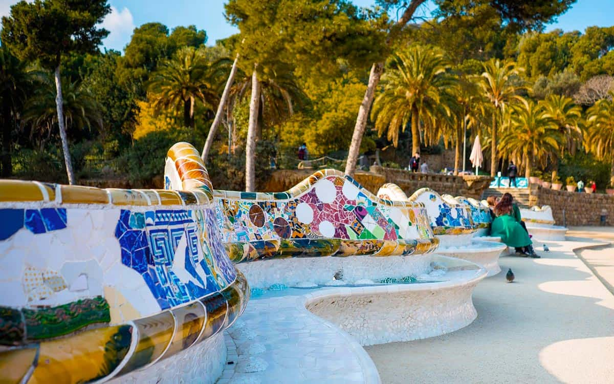 548c4770215 Park Guell Tickets Barcelona • Reserve via Barcelona Life 2019