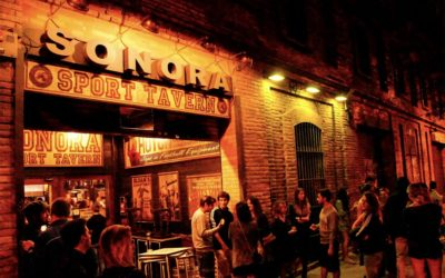 The 62 Best Bars, Cafes, Clubs & Parties in Barcelona (w