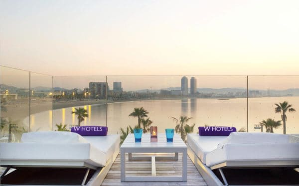 W Hotel Barcelona Review By Barcelona Life 2019
