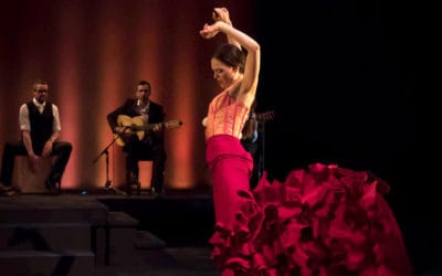 flamenco show barcelona spain