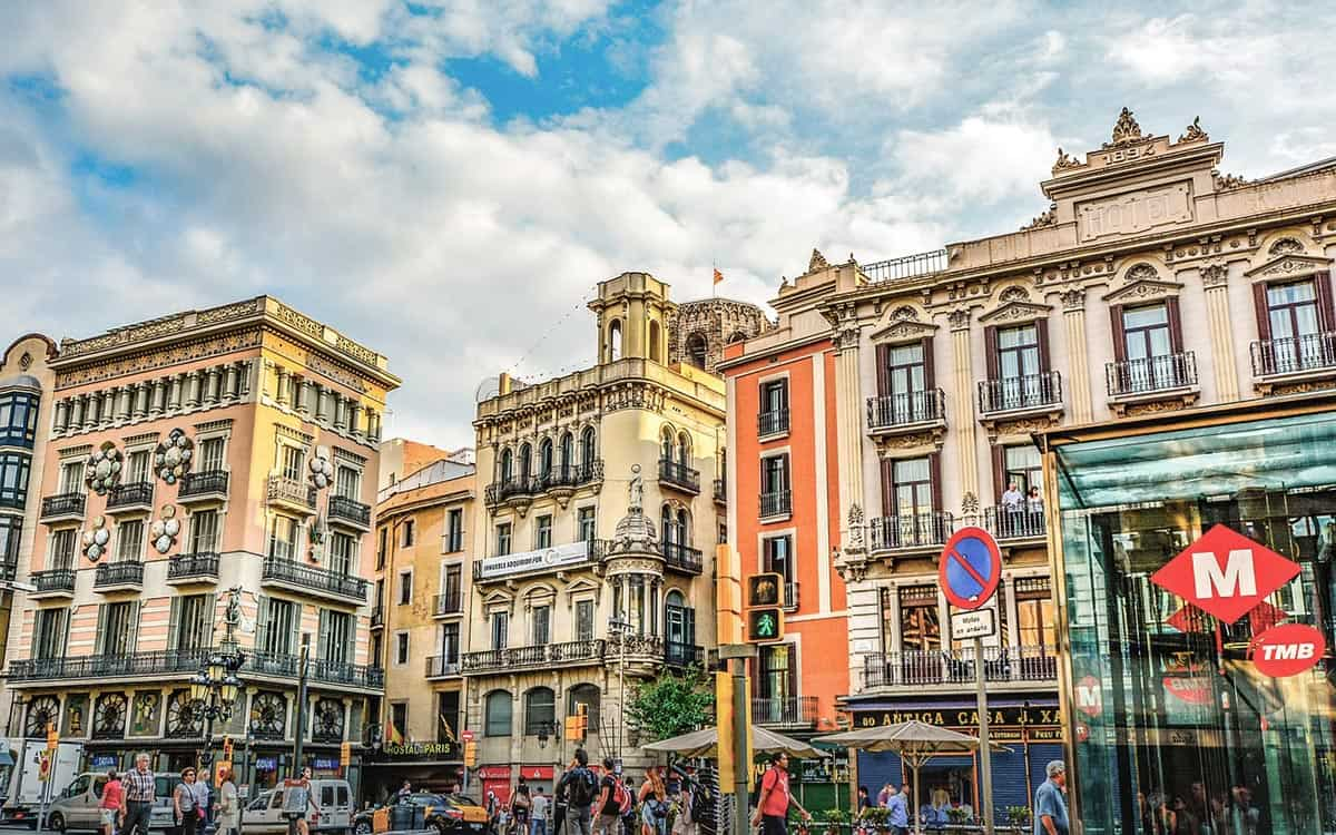 Day Spain Tour From Barcelona