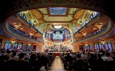 palau de la musica tour barcelona