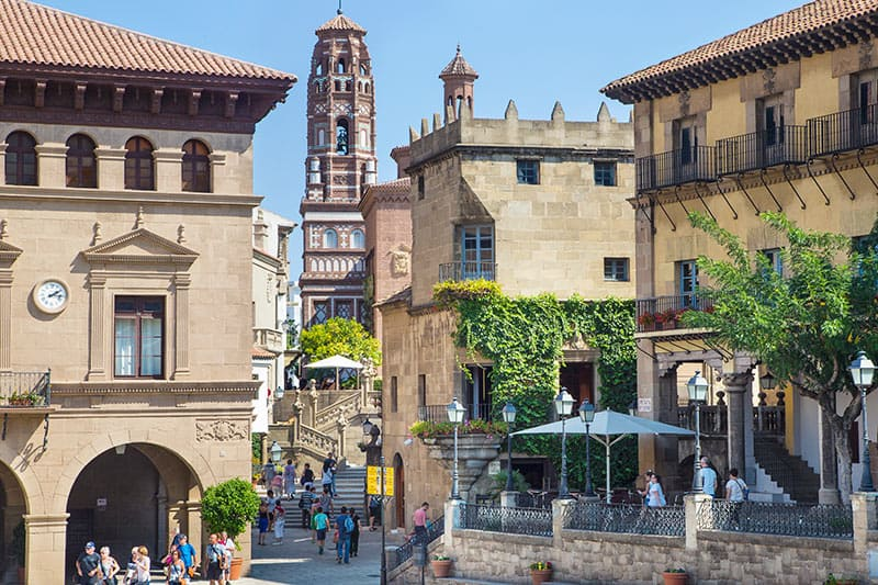 tickets for poble espanyol barcelona