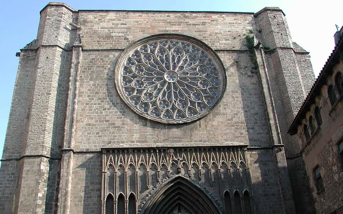 Santa Maria del Pi tickets barcelona