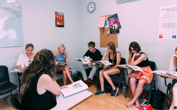 spanish language courses barcelona