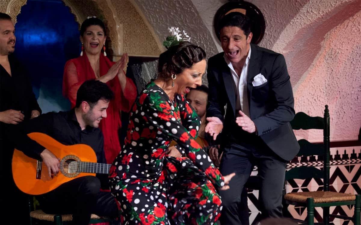 tablao flamenco cordobes barcelona tickets