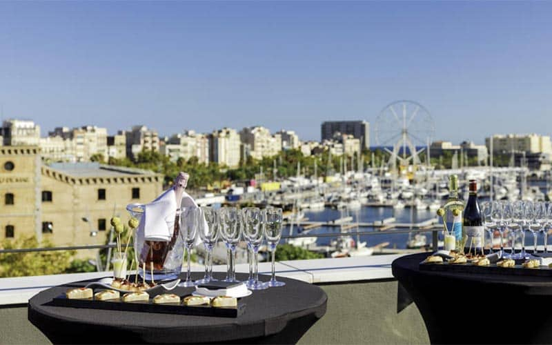 4 star hotels in born barcelona