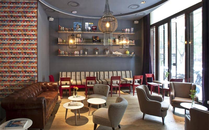 best budget hotel in born barcelona
