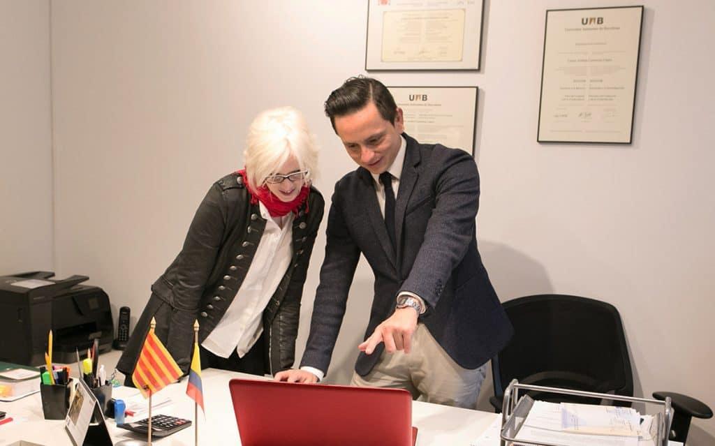 english speaking lawyers barcelona