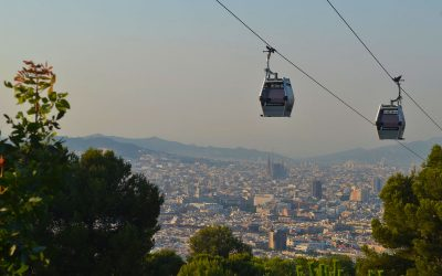 barcelona montjuic cable car tickets