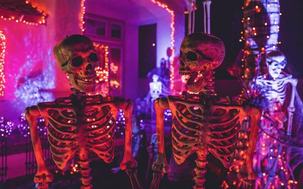 halloween parties barcelona