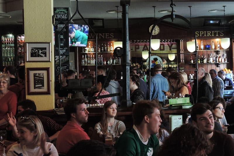 Bare barcelona bar two
